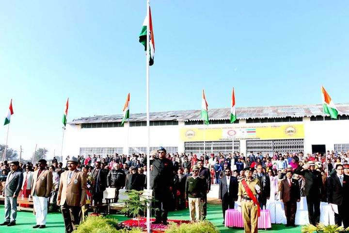 Birla School-Republic Day Celebrations