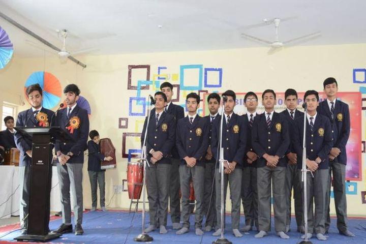 Birla School-Singing