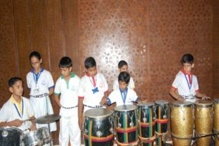 Birla Shiksha Kendra-Music