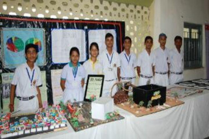 Birla Shiksha Kendra-Science Exhibition