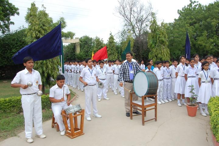 Birla Shiksha Kendra-School Band