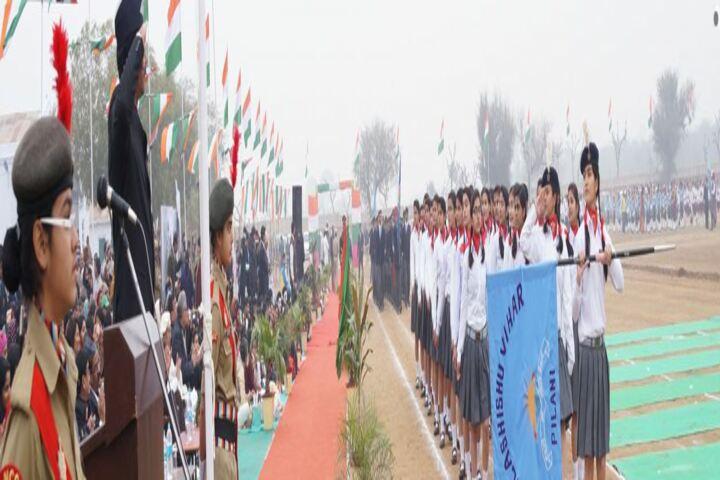 Birla Shishu Vihar Vidya Vihar-Independence Day