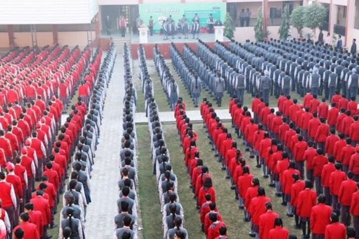 Blooming Dales International School-Assembly