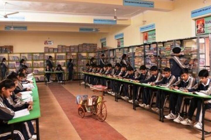 Blooming Dales International School-Library
