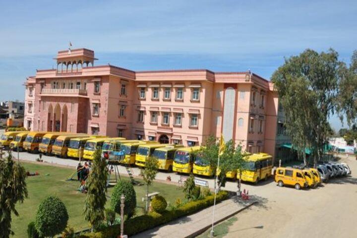Blooming Dales International School-Transport