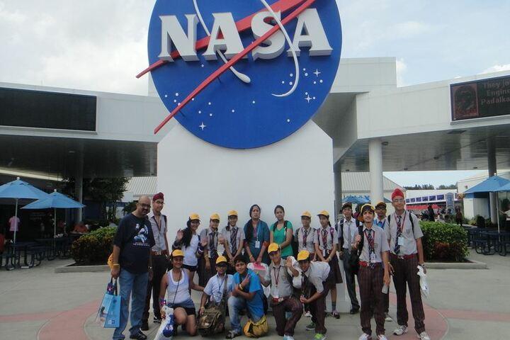 Blooming Dales International School-Trip to NASA