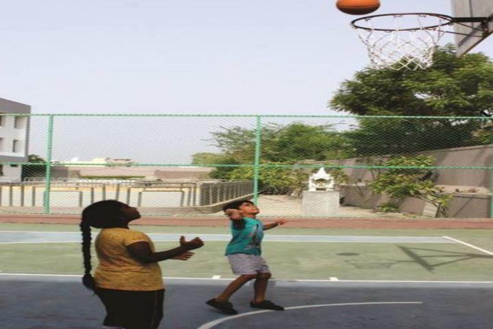 Bodhi International School-Basket Ball