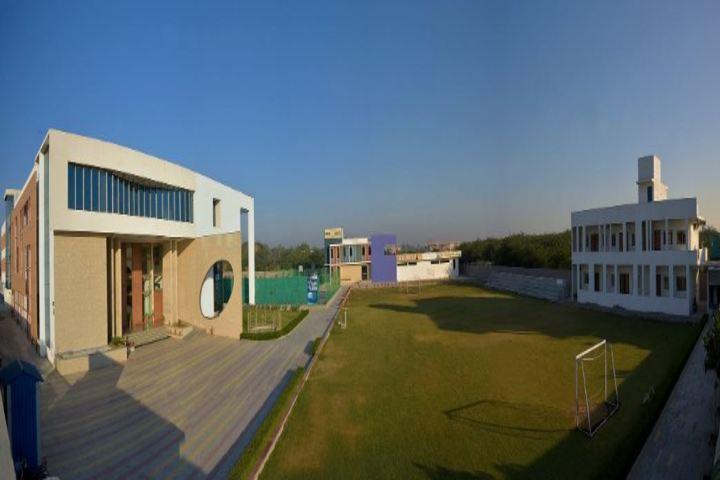 Bodhi International School-Campus