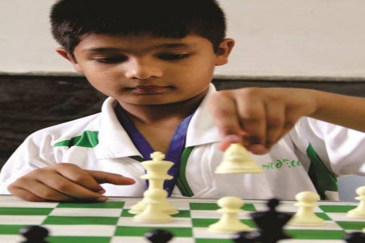 Bodhi International School-Indoor games
