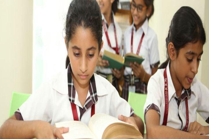 Bodhi International School-Library