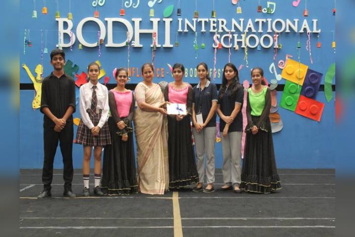 Bodhi International School- Prize Distribution