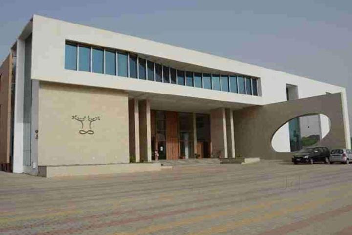 Bodhi International School- School Main Entry View