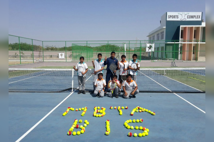 Bodhi International School - Sport Complex