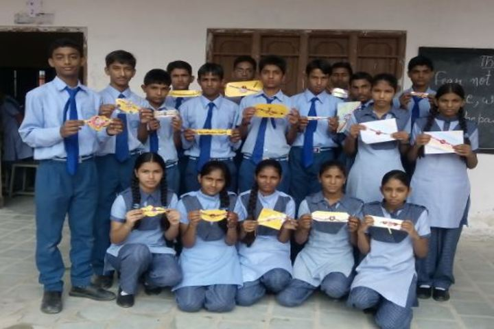 Bright India Public School-Art and Craft