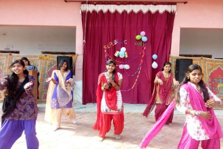 Bright India Public School-Dance