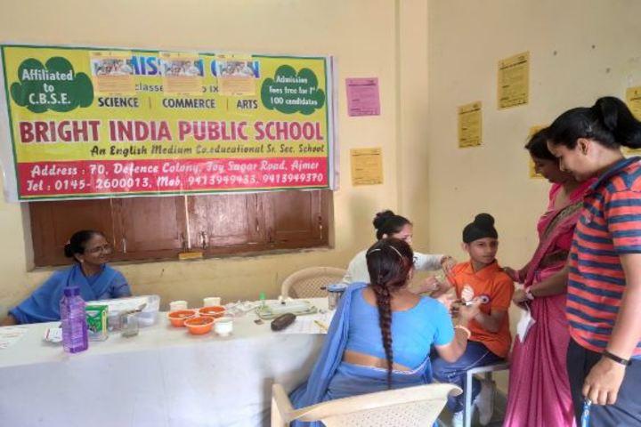 Bright India Public School-Khasra Rubela