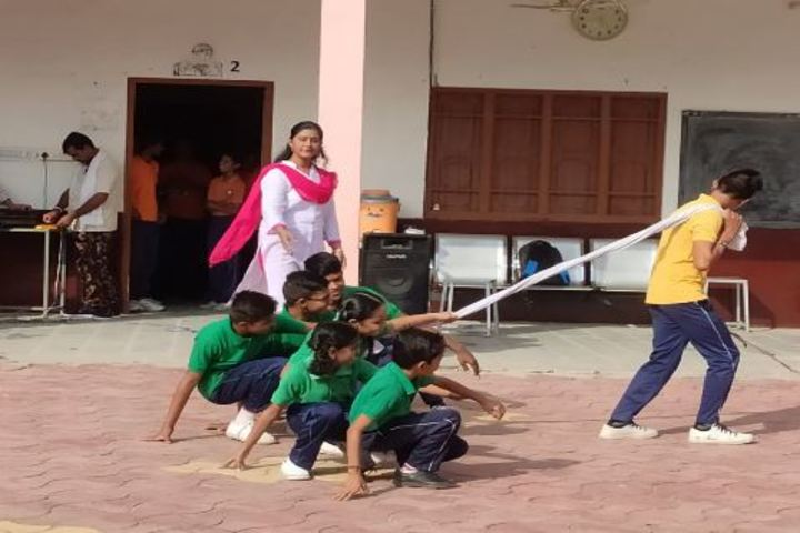 Bright India Public School-Nature Conservation Day