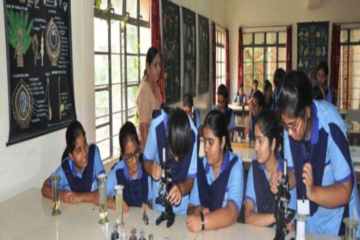 Brightland Girls Senior Secondary School-Biology Lab