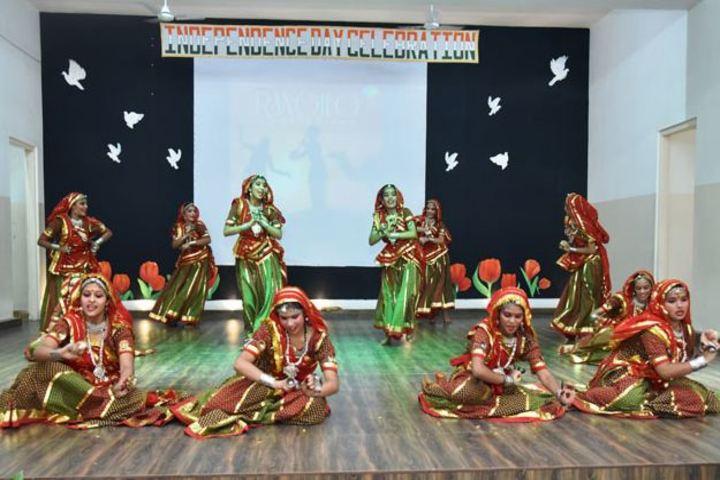 Brightland Girls Senior Secondary School-Dance