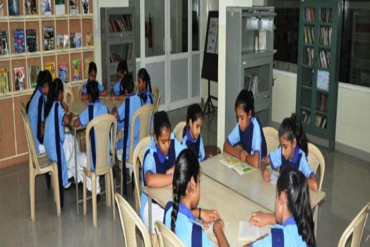 Brightland Girls Senior Secondary School-Library