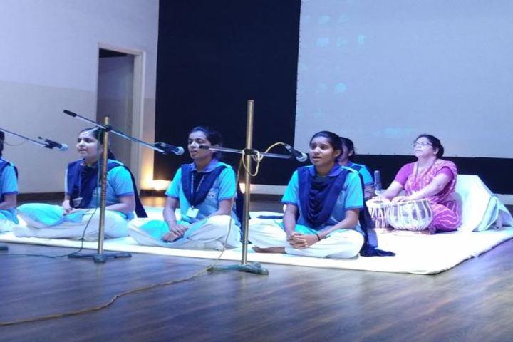 Brightland Girls Senior Secondary School-Music Room