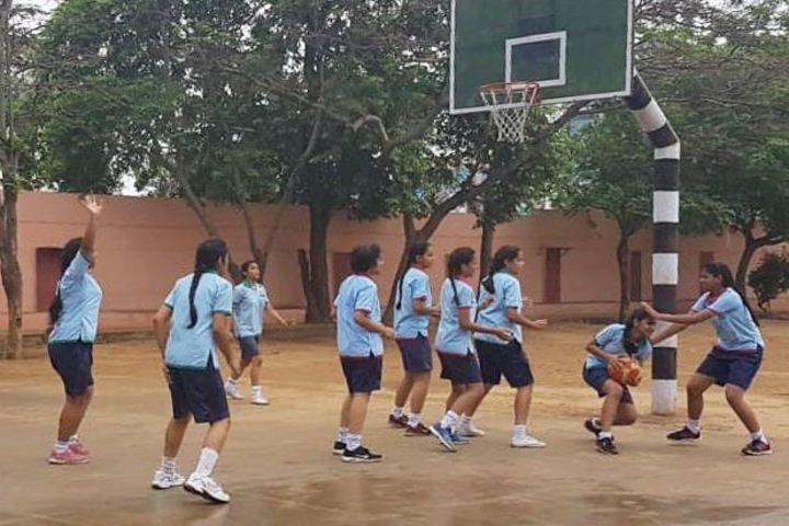 Brightland Girls Senior Secondary School-Sports