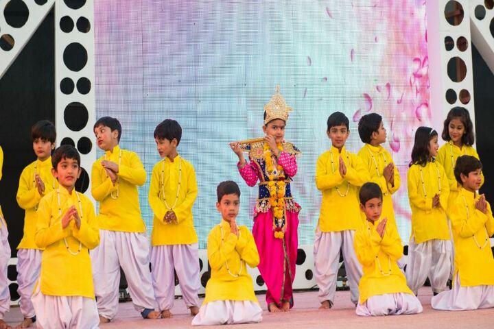 BSN Academy-Cultural Dance