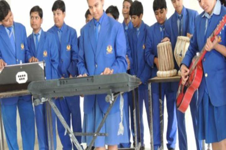 BSN Academy-Music