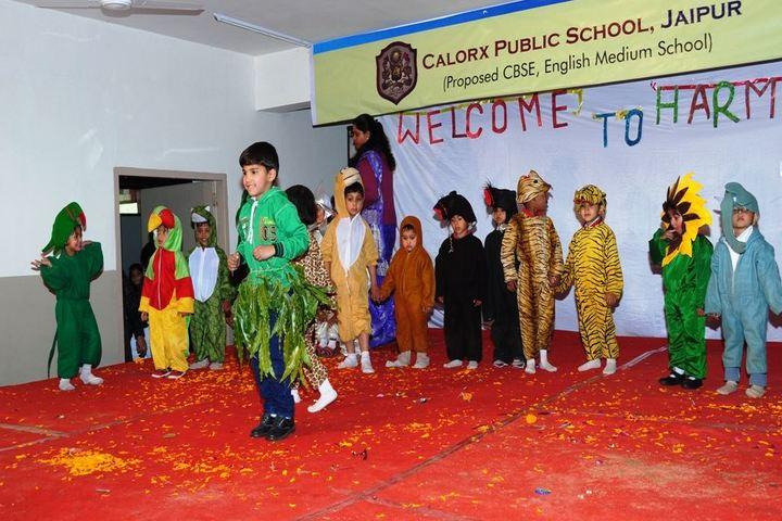 Calorx Public School-Annual Day Celebrations
