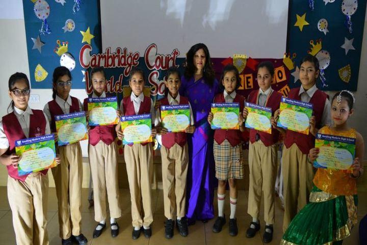 Cambridge Court World School-Prize Distribution