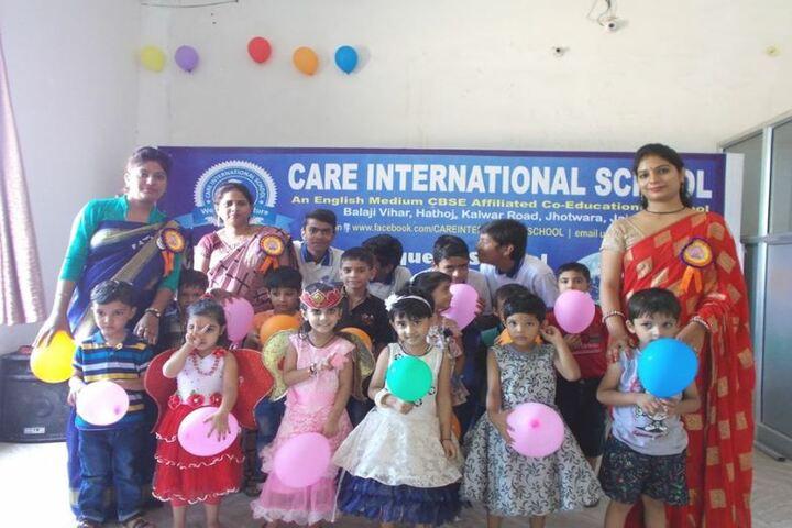 Care International School-Fancy Dress