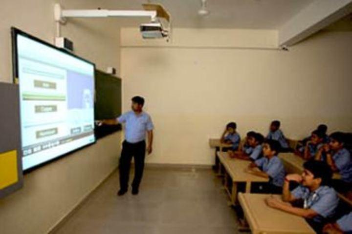 Career Point Gurukul School-Class room