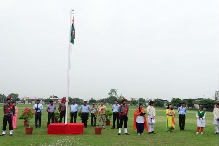Career Point Gurukul School-Independence Day Celebrations