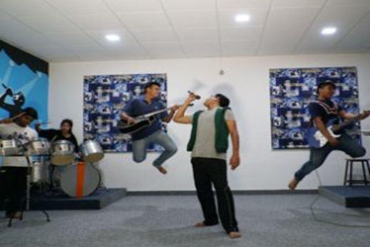 Career Point Gurukul School-Music Room