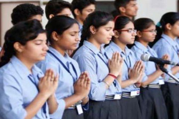 Career Point Gurukul School-Prayer