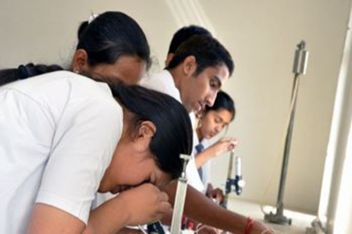 Career Point World School-Science Lab