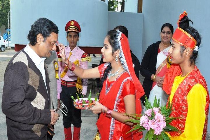 Ceeri Vidya Mandir-Annual Day Inaguration