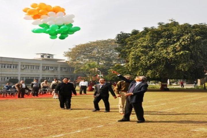 Ceeri Vidya Mandir-Republic Day Celebrations
