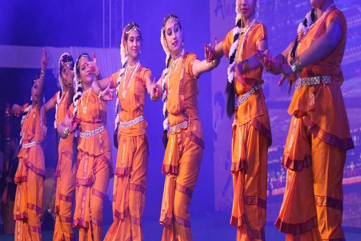 Central Academy-Cultural Dance