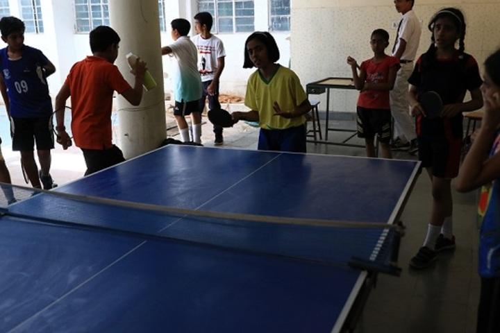 Central Academy-Indoor Games