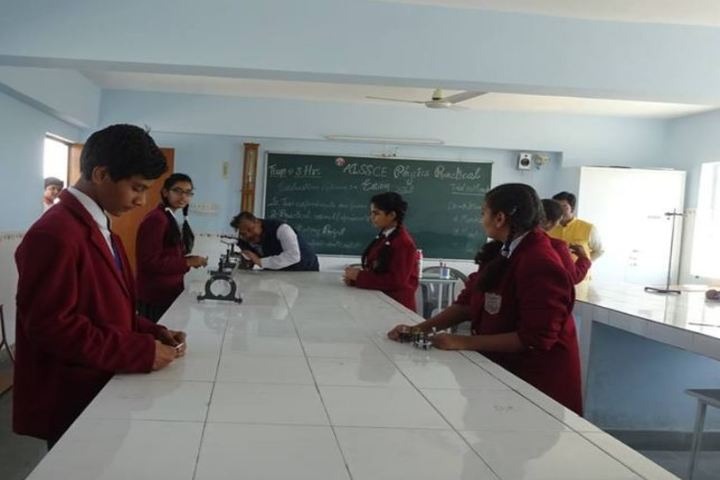 Central Academy-Lab