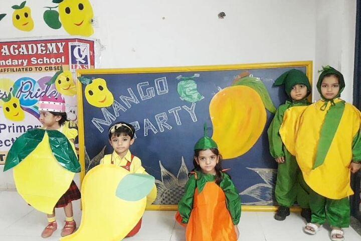 Central Academy-Mango Party