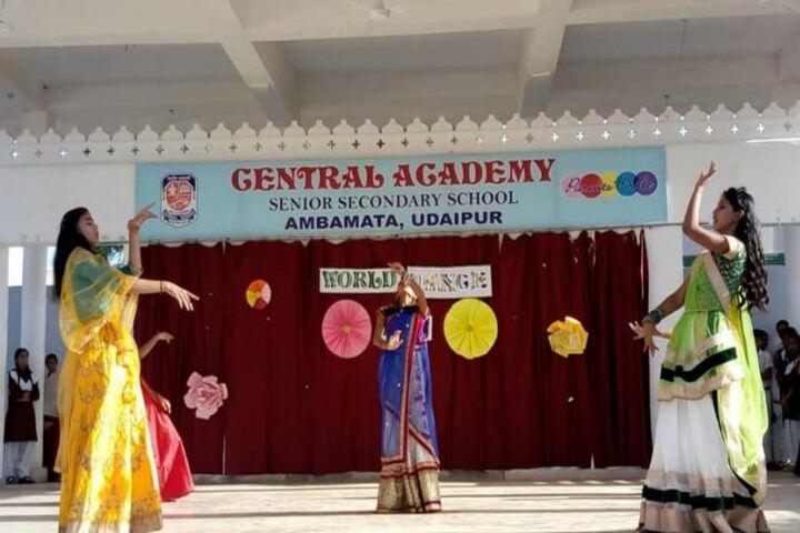 Central Academy-World Dance Day Celebrations