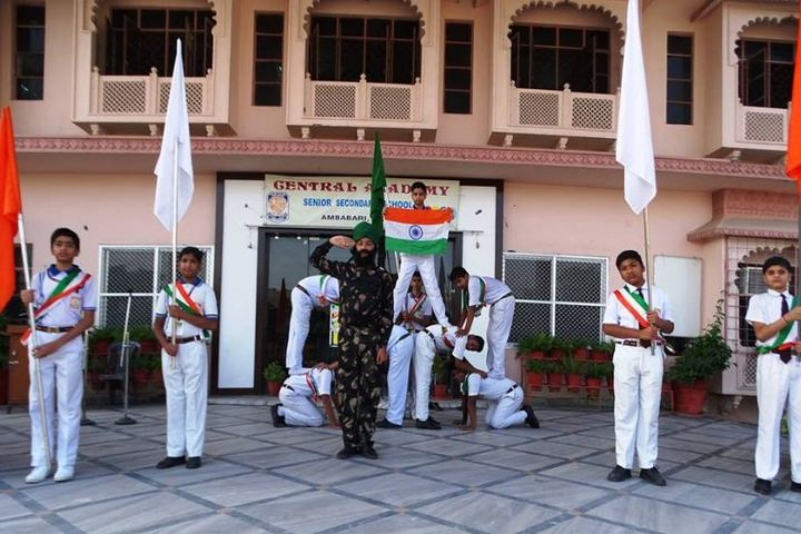 Central Academy-Independence Day Celebrations