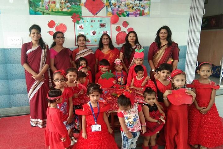 Central Academy-Red Day Celebrations
