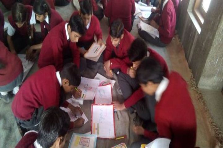 Central Academy-2-Poster Making Competetion