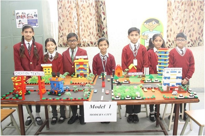 Central Academy School-Science Exhibition