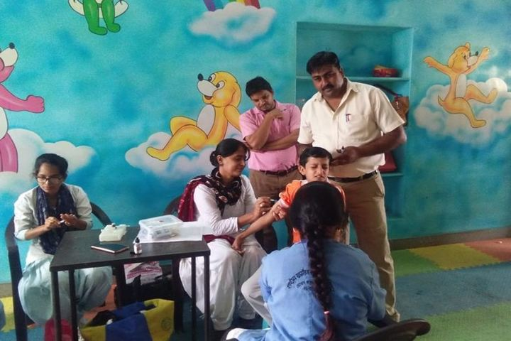 Central Academy Sr Sec School-Health and Medical Check up