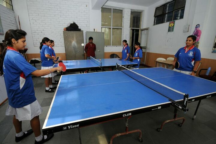Central Academy Senior Secondary School-Indoor games