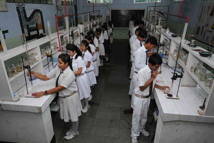 Central Academy Senior Secondary School-Lab